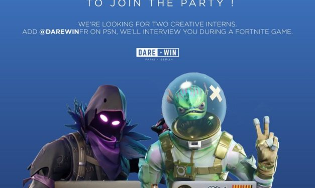 Ya puedes jugar a Fortnite mientras haces una entrevista de trabajo