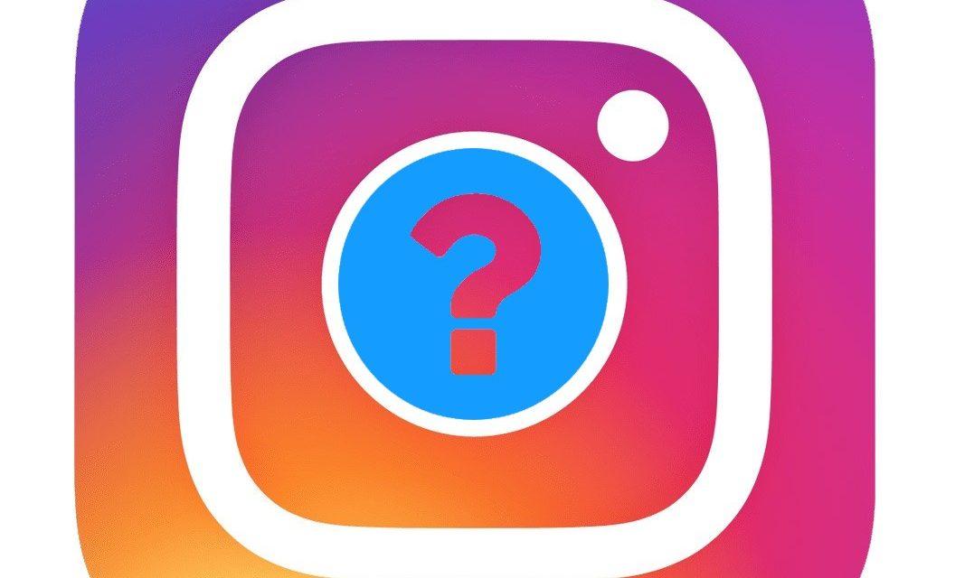 Por qué no me sale el sticker de preguntas de Instagram Stories