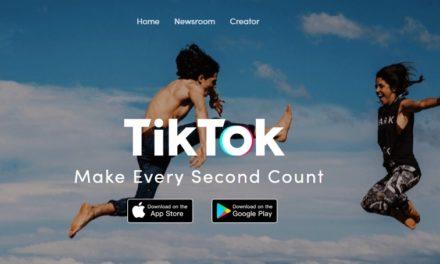 Problemas con la actualización de Tik Tok y Musical.ly