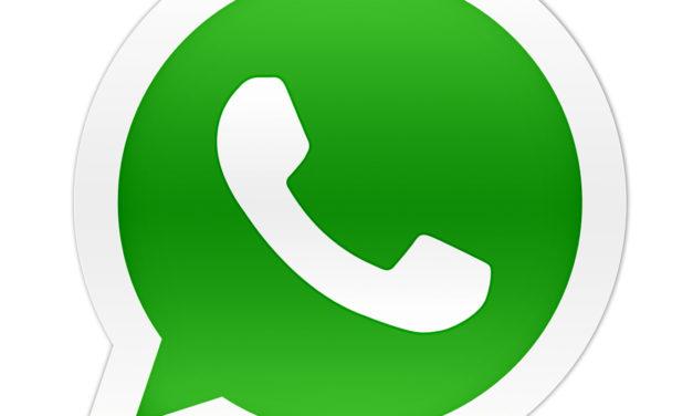 WhatsApp para iPhone ya no te deja reenviar mensajes libremente