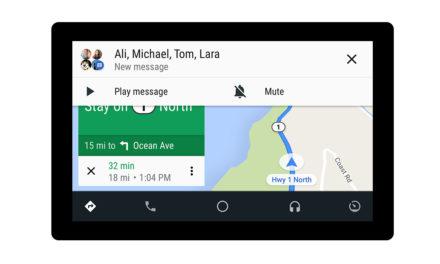 Cómo escuchar cualquier servicio de música en Android Auto
