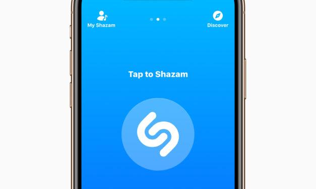 Shazam ahora puede reconocer música de otras aplicaciones