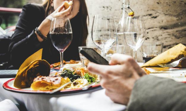 Cómo crear listas de restaurantes en Google Maps