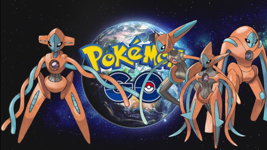 Cómo conseguir a Deoxys en Pokémon GO
