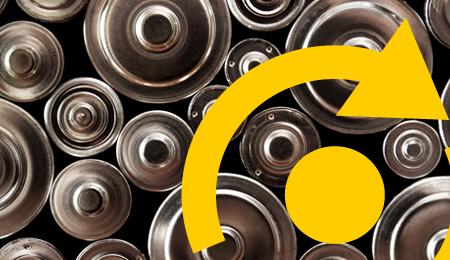 Eucobat, una aplicación que te dice dónde reciclar las pilas usadas