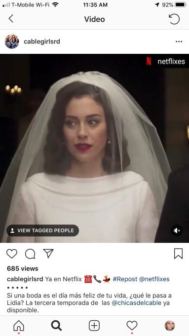 instagram etiquetas vídeos