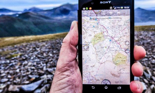 Las mejores aplicaciones Android para irte de excursión a la montaña