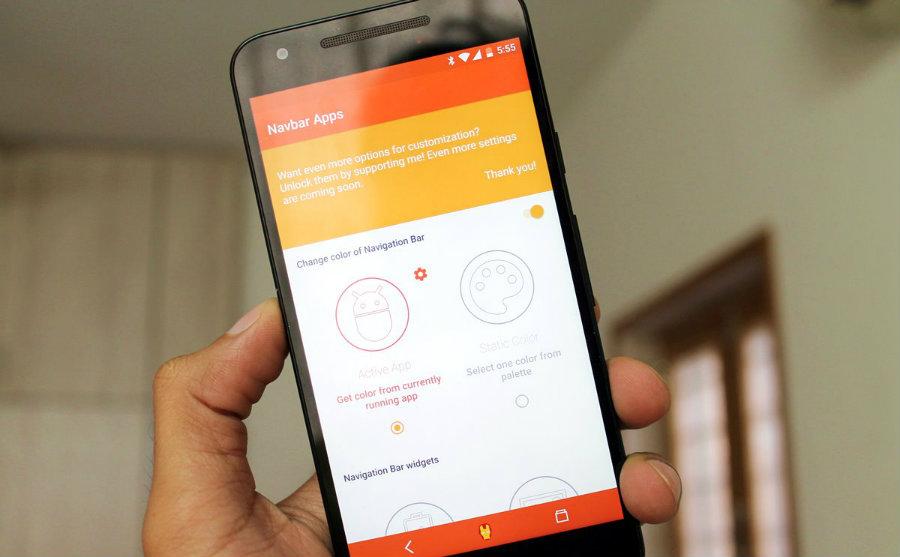 Navbar-Apps-Android