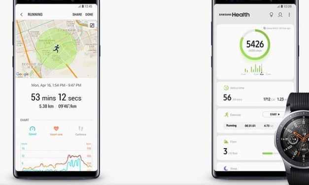 Samsung Health, así es la renovada aplicación de salud de Samsung