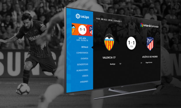 Cómo ver contenidos exclusivos de LaLiga en tu Samsung Smart TV