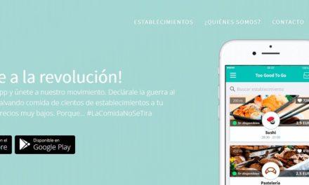 Too Good To Go, la aplicación para combatir el desperdicio de alimentos