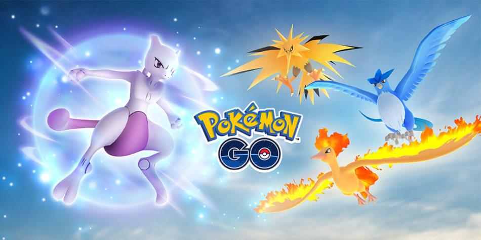 Cómo conseguir a Mewtwo en el evento de ultrabonus de Pokémon GO