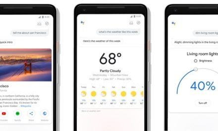Este es el nuevo aspecto del Asistente de Google para móviles Android y iPhone