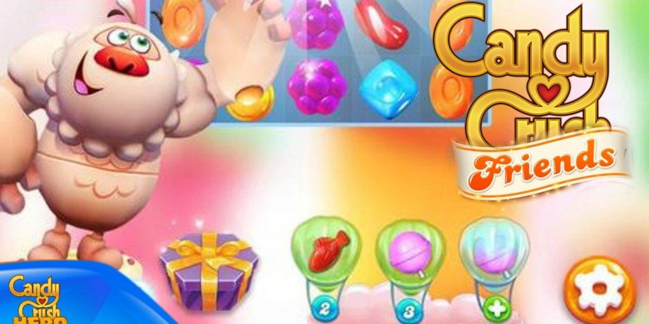 5 trucos para triunfar en Candy Crush Friends