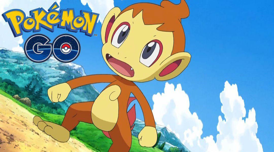 Chimchar y otros Pokémon de cuarta generación llegan a Pokémon GO