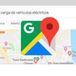 Cómo encontrar estaciones de carga para coches eléctricos en Google Maps