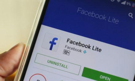 Pronto podrás jugar a juegos en la app de Facebook Lite