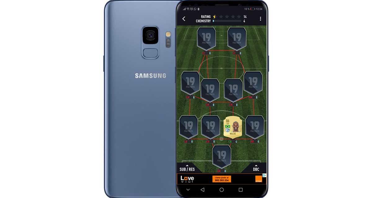FUT 19, crea tu Football Ultimate Team directamente en tu Android