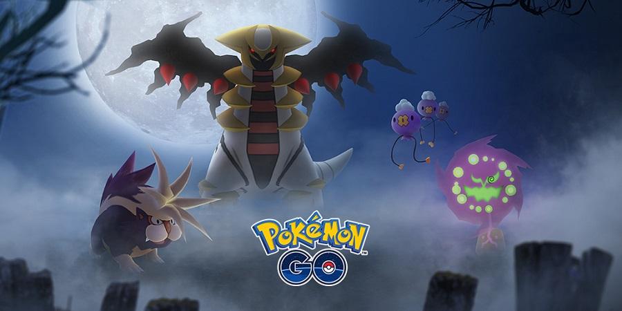 Pokémon GO celebra Halloween con la presencia de Pokémon tipo Siniestro y Fantasma