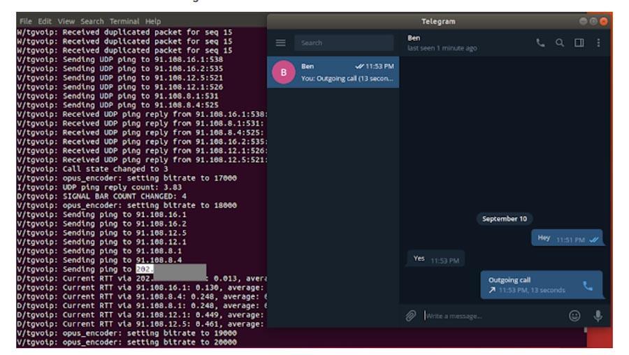 Telegram vulnerabilidad