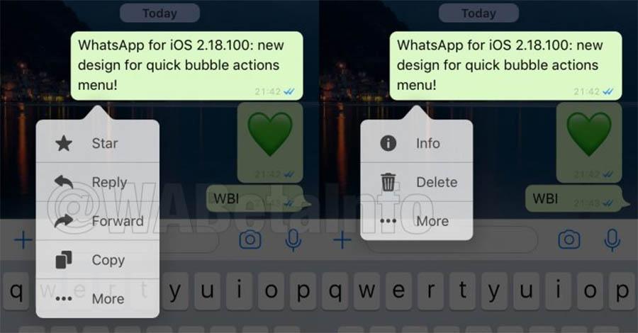 nuevo diseño de burbujas