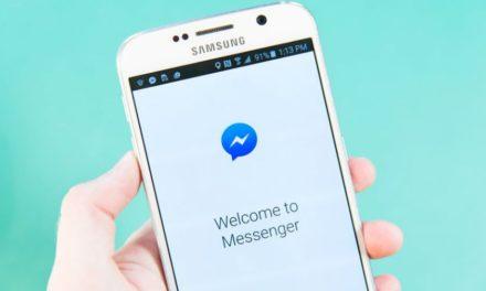 Así es el nuevo diseño de la aplicación de Facebook Messenger