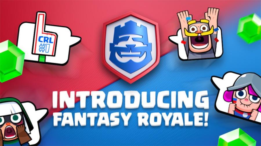 Fantasy Royale, cómo participar y conseguir Emotes y gemas para Clash Royale