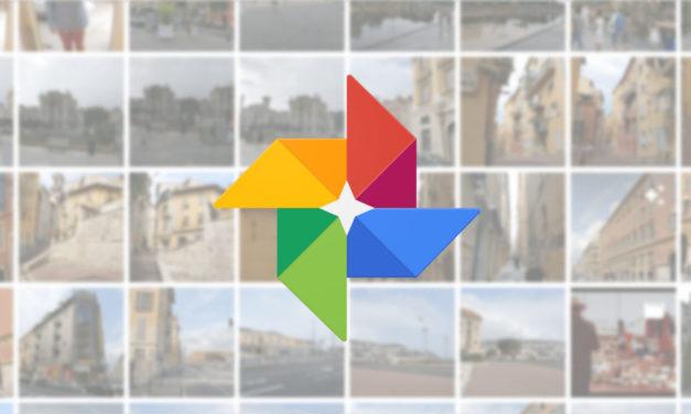 Cómo cambiar el efecto retrato de tus fotos de iPhone en Google Fotos