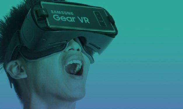 LOS40, así es su aplicación de realidad virtual para las gafas Samsung Gear VR
