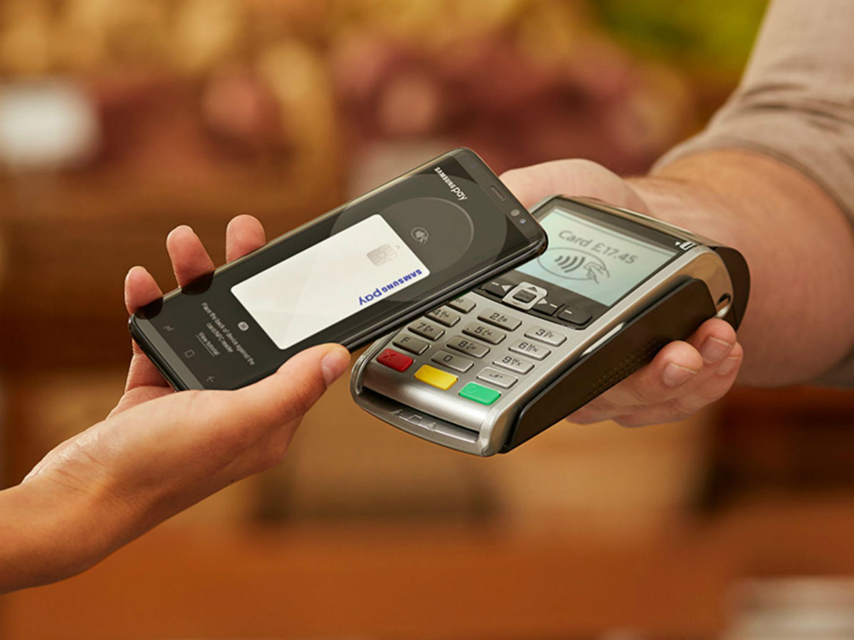 Los clientes de Bankia ya pueden pagar a través de Samsung Pay