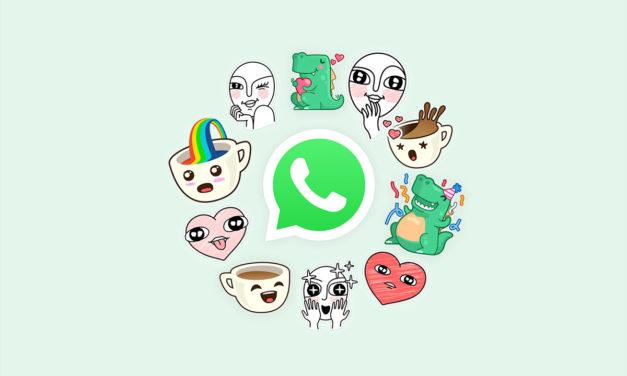 Las 3 mejores aplicaciones para crear Stickers de WhatsApp