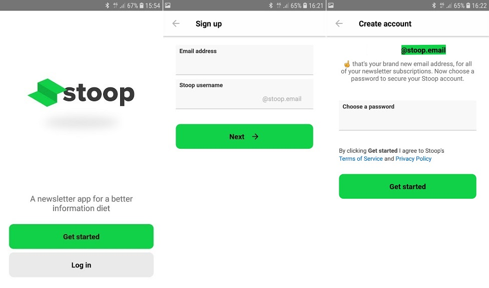 Stoop, cómo gestionar todas tus suscripciones de newsletter