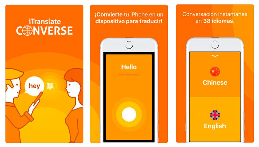 10 apps imprescindibles para estrenar tu nuevo iPhone iTranslate