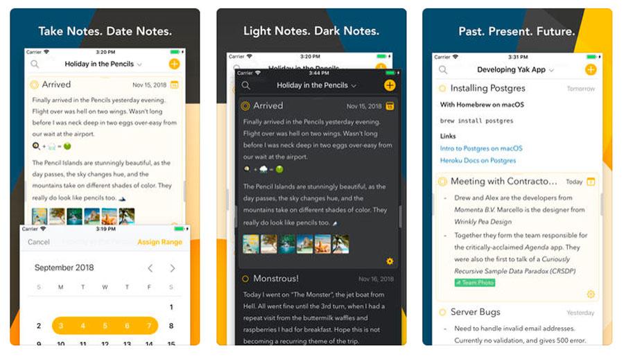 10 apps imprescindibles para estrenar tu nuevo iPhone Agenda