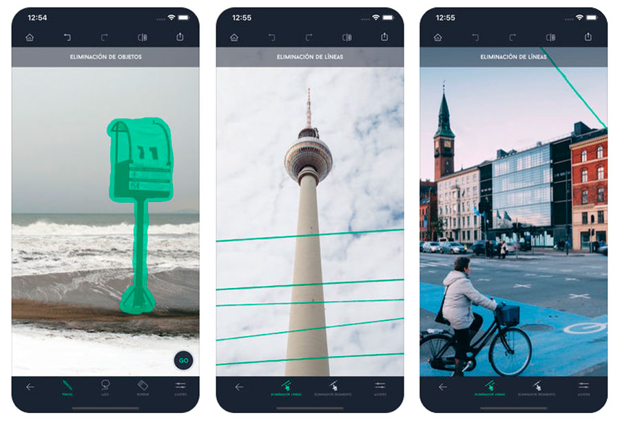 10 apps imprescindibles para estrenar tu nuevo iPhone TouchRetouch