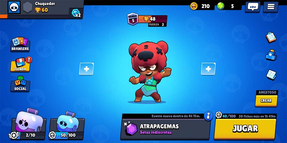 brawl stars tutorial