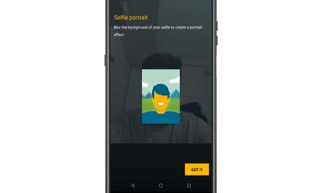 La app cámara Moto se actualiza con stickers AR del Moto Z3 y Moto Z3 Play