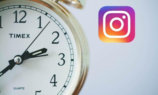 Instagram Stories estrena una nueva función de cuenta atrás