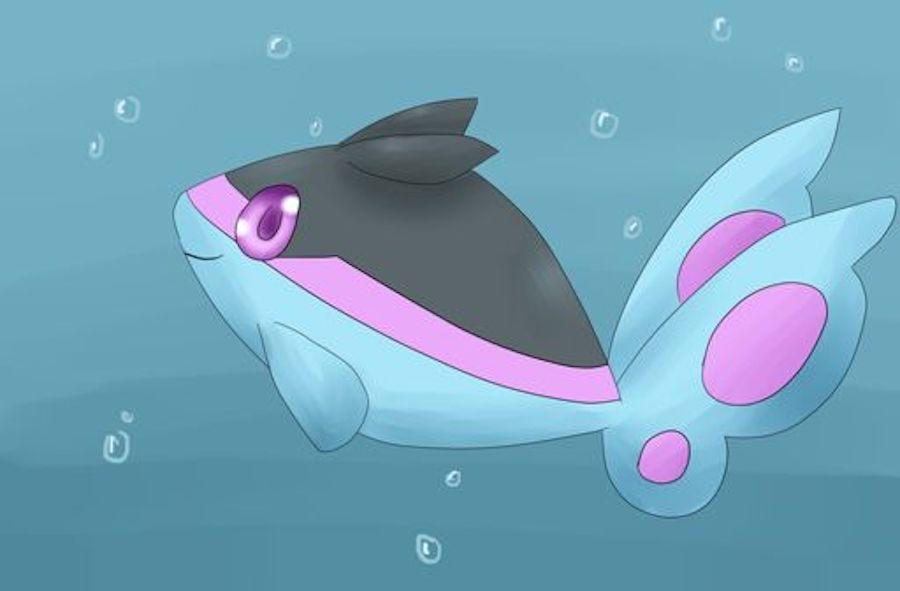 finneon pokemon go navidad