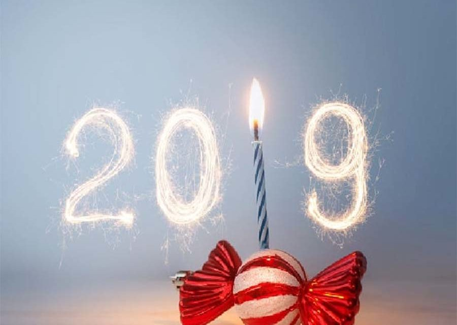 Los GIF más graciosos para celebrar el Año Nuevo 2019 por WhatsApp
