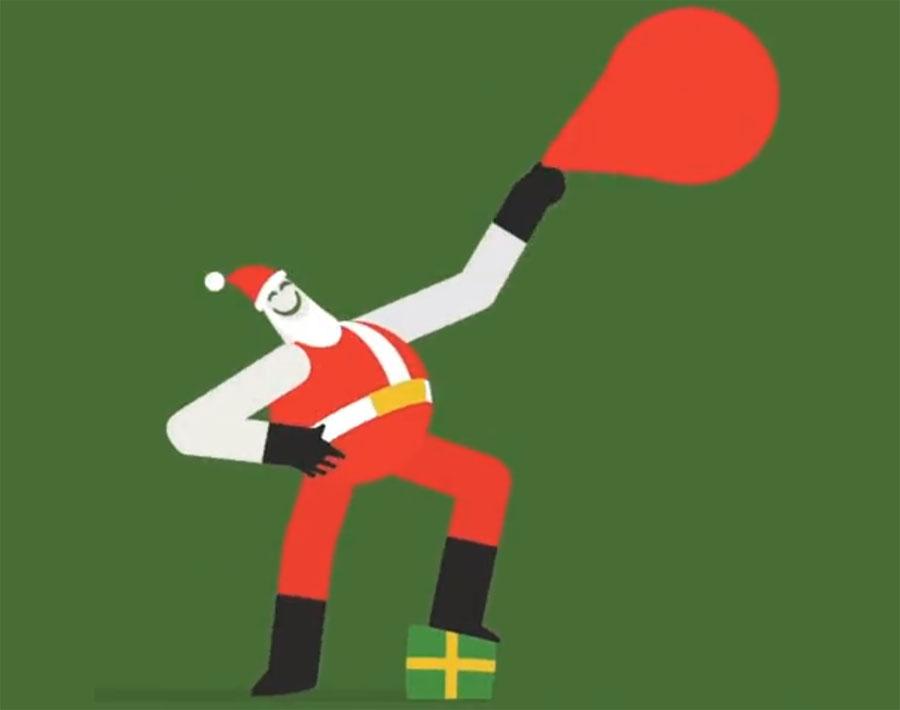 Animaciones Felicitaciones De Navidad.10 Gif Divertidos E Hilarantes Para Felicitar La Navidad En