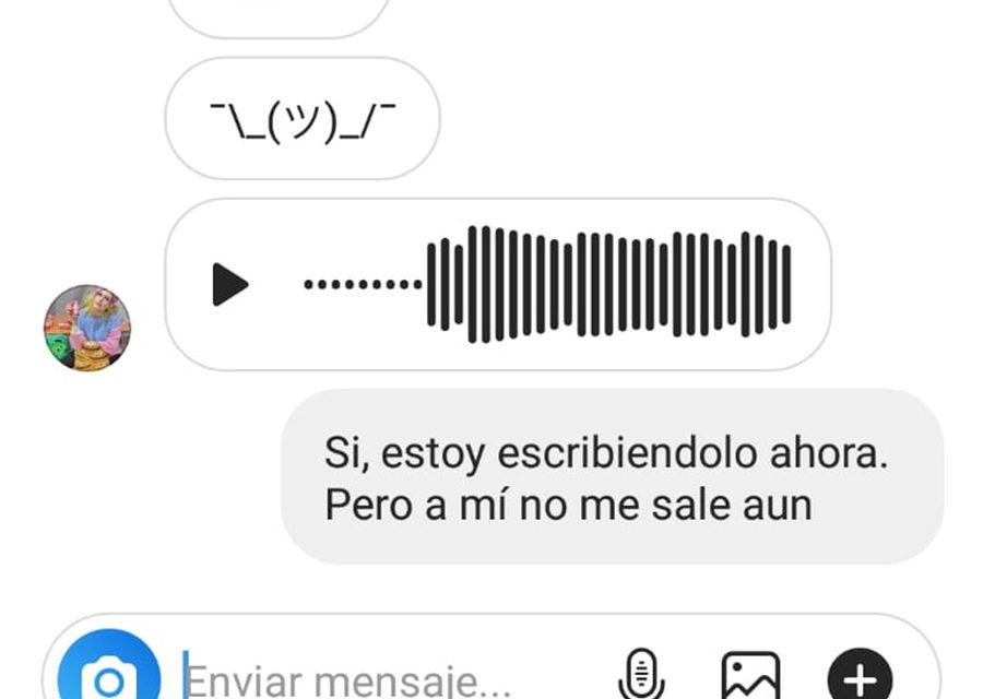 Ya puedes mandar mensajes de voz en Instagram Direct