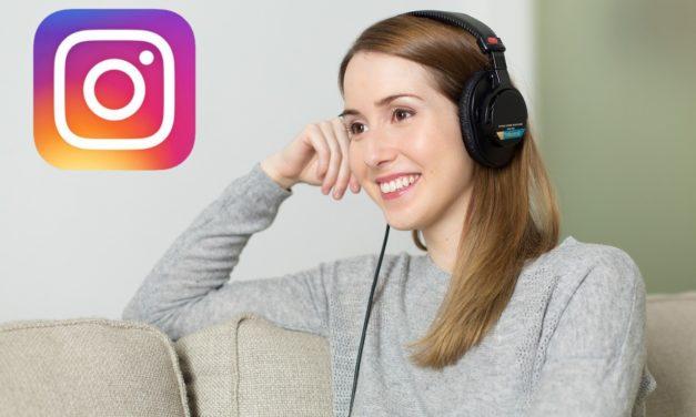 Cómo preguntar y responder sobre música en Instagram Stories