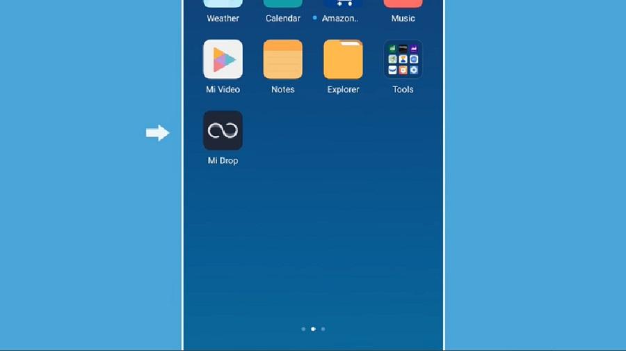 Cómo compartir archivos con Mi Drop en tu Xiaomi