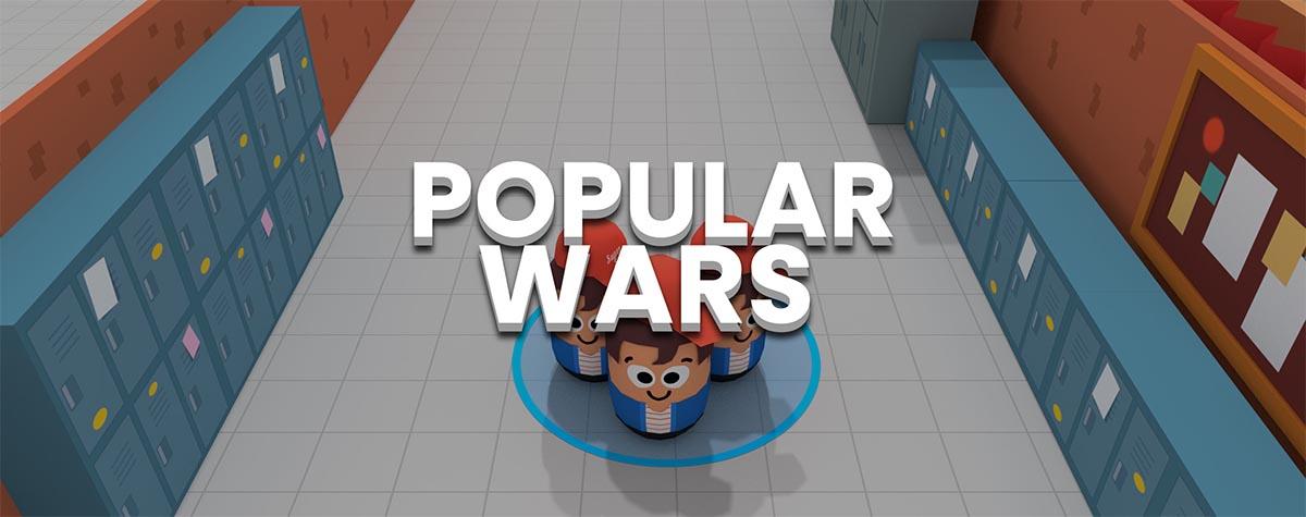 5 trucos para triunfar en Popular Wars