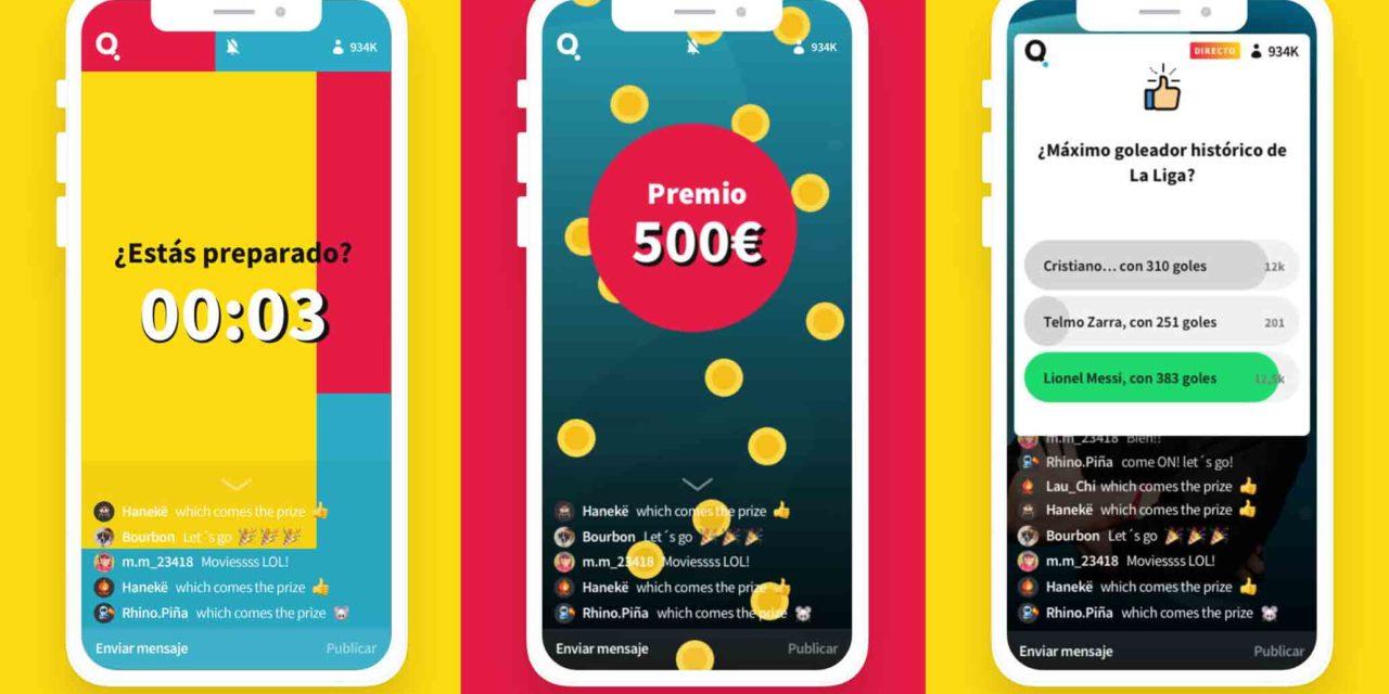Quizers, un nuevo concurso para móviles con el que ganar dinero
