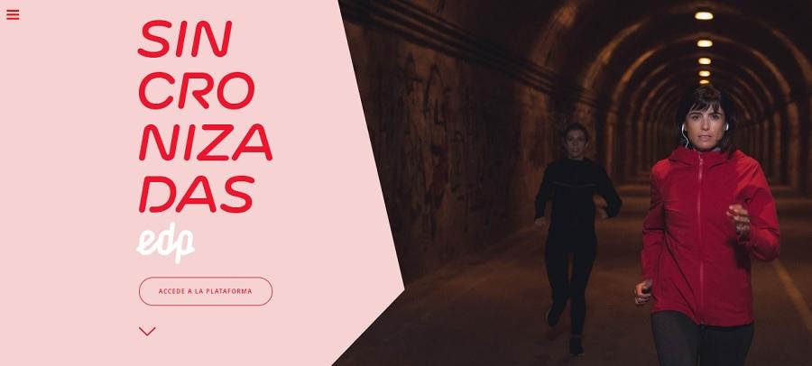 Sincronizadas, una plataforma para que las mujeres salgan a correr juntas y sin miedo
