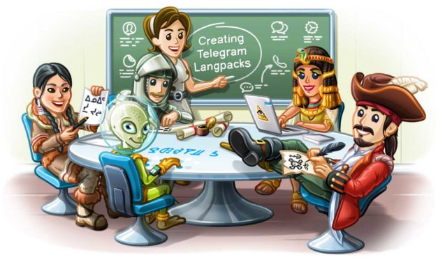 Telegram 5.0 estrena nuevo perfil en Android y nuevos ajustes