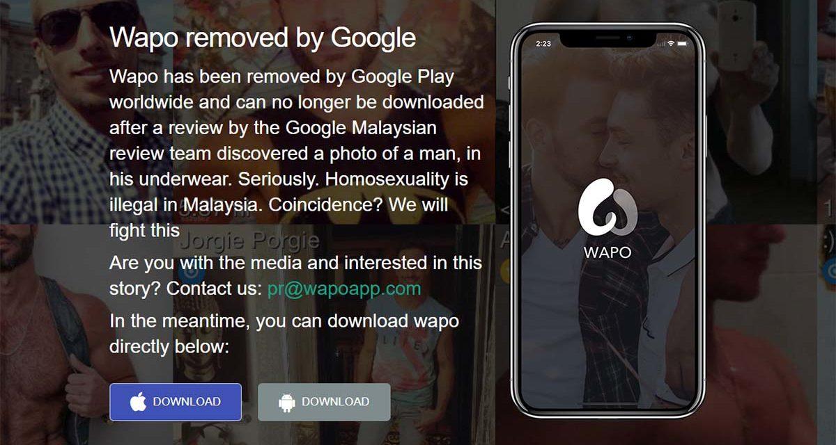 Wapo desaparece de Google Play Store, así puedes descargarla de nuevo