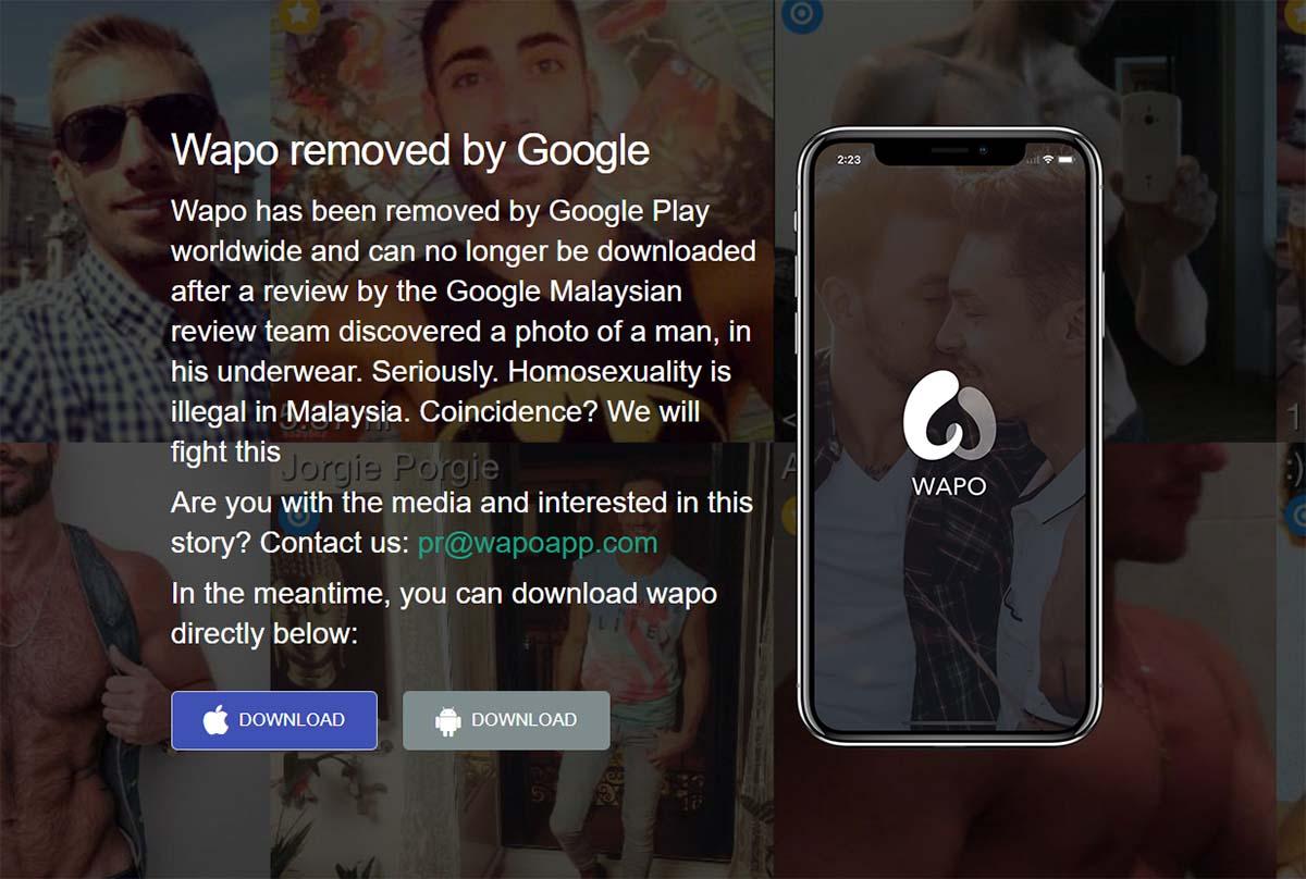 Wapo desaparece de Google Play Store, así puedes descargarlo de nuevo